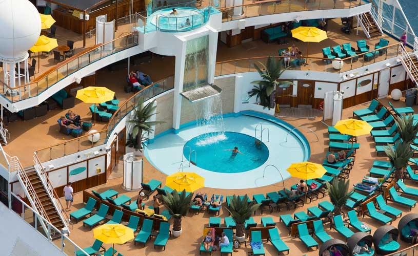 Carnival pools