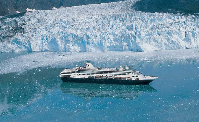 Holland America Line Fjords