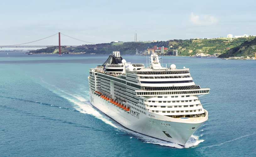MSC Cruises | Penelope Cruise | Cruise Nation