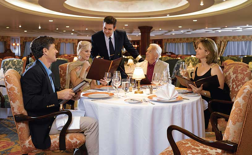 Oceania grand dining