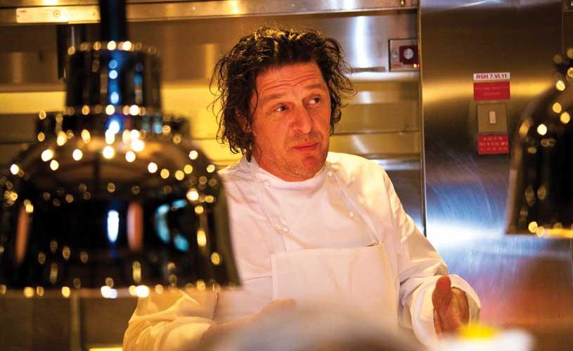 P&O Marco Pierre White