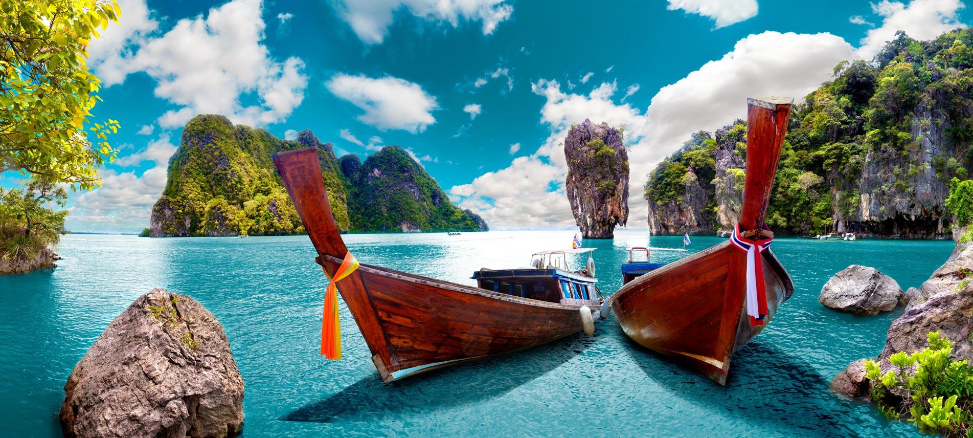 Phuket Cruise & Stay