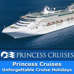 Princess Cruise Lines Holidays