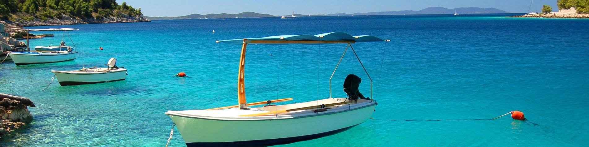 Brac Island Dalmatia Holidays with Cyplon Holidays