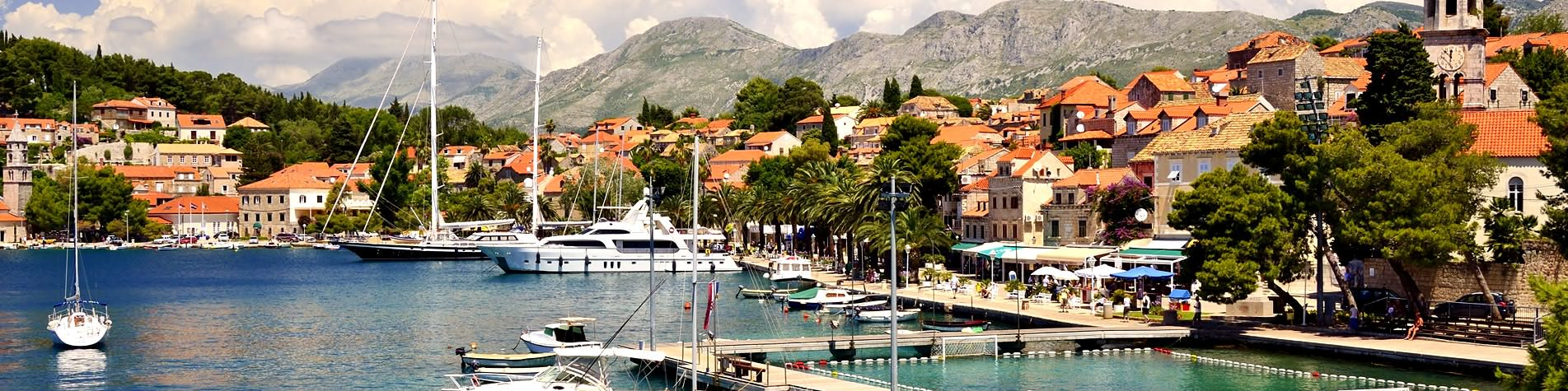 Cavtat Holidays with Cyplon Holidays