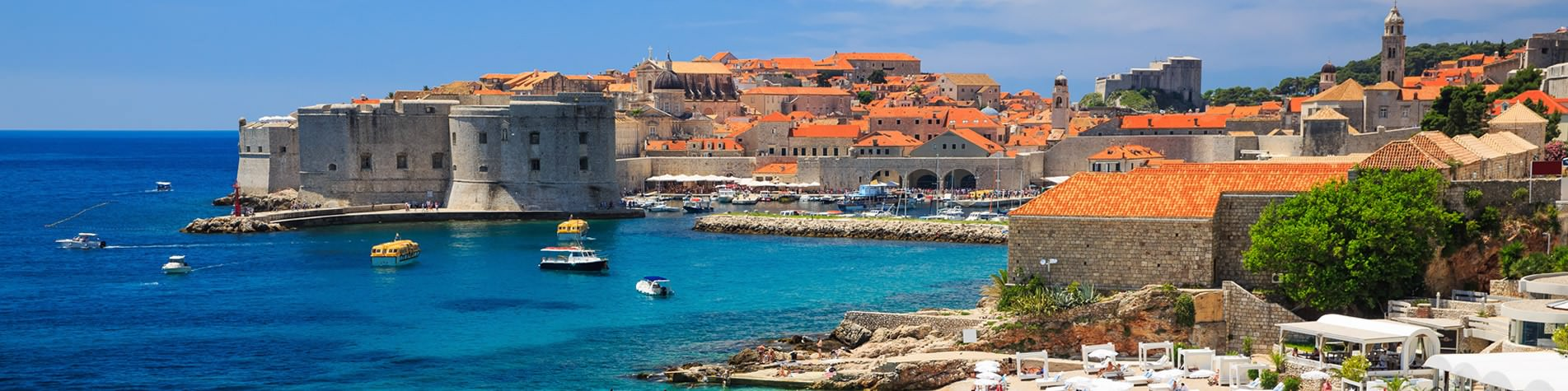 Dubrovnik Holidays with Cyplon Holidays