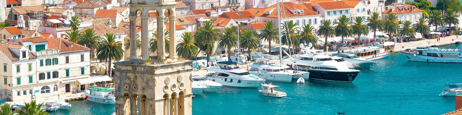 Hvar Holidays with Cyplon Holidays