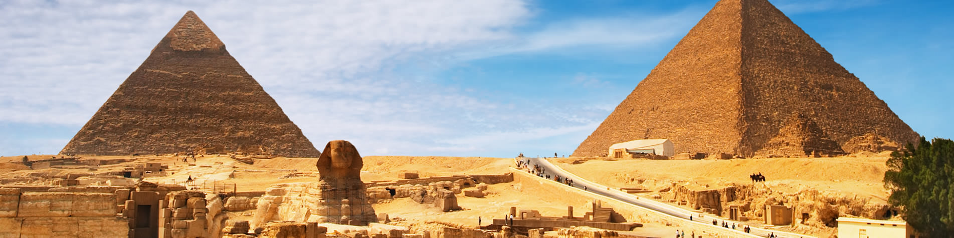 Cairo Holidays with Cyplon Holidays