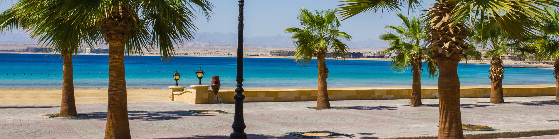 Hurghada Holidays with Cyplon Holidays