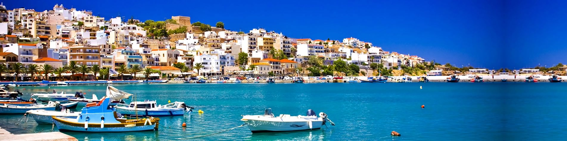 Plaka of Elounda Holidays with Cyplon Holidays