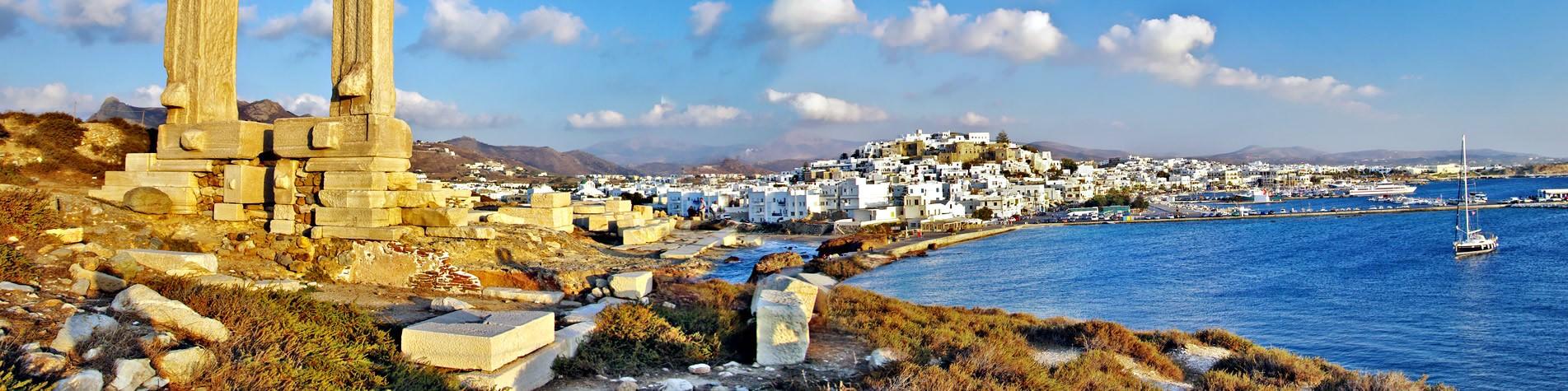 Naxos Island Holidays
