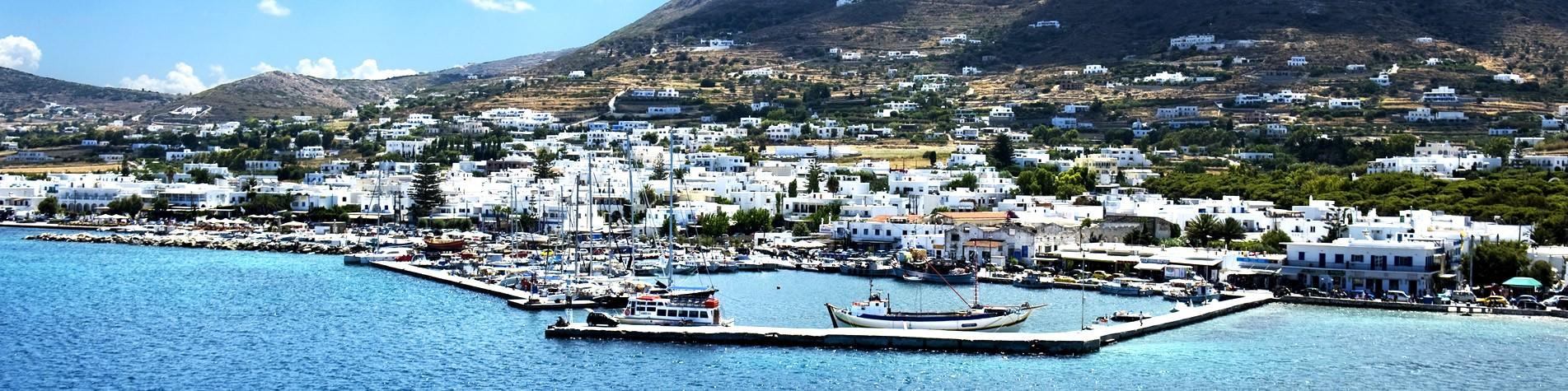 Paros Island Holidays Specialists