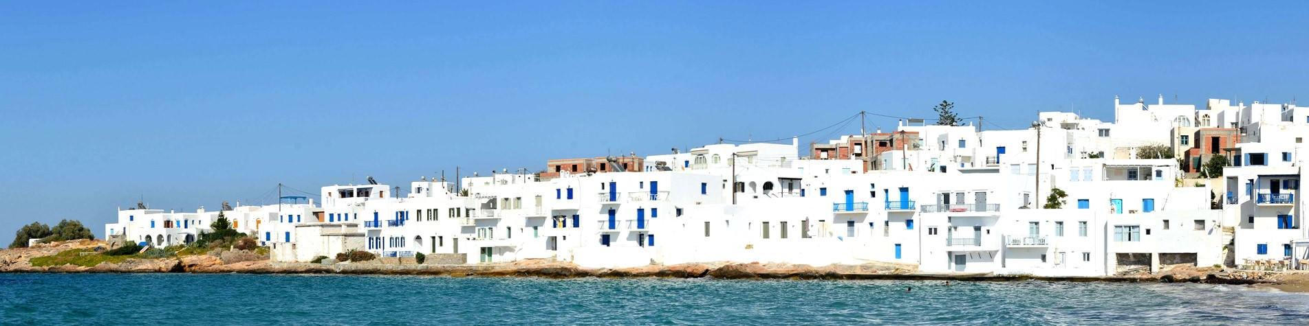 Paros Island Holidays with Cyplon Holidays