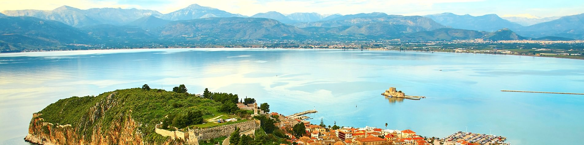 Peloponnese Holidays Specialists