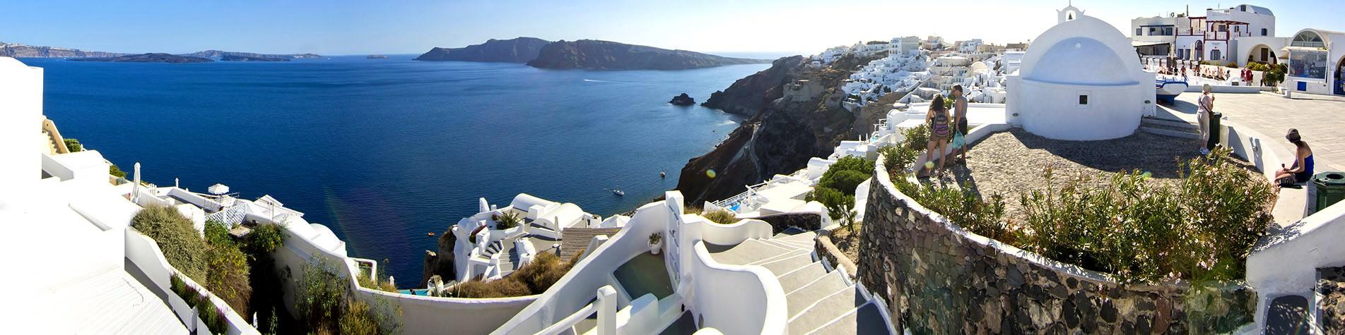 Santorini Island Holidays