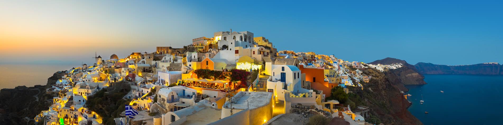 Santorini Island Holidays with Cyplon Holidays