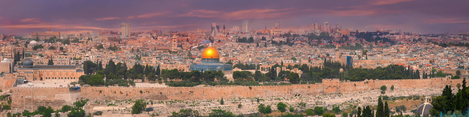 Jerusalem Holidays