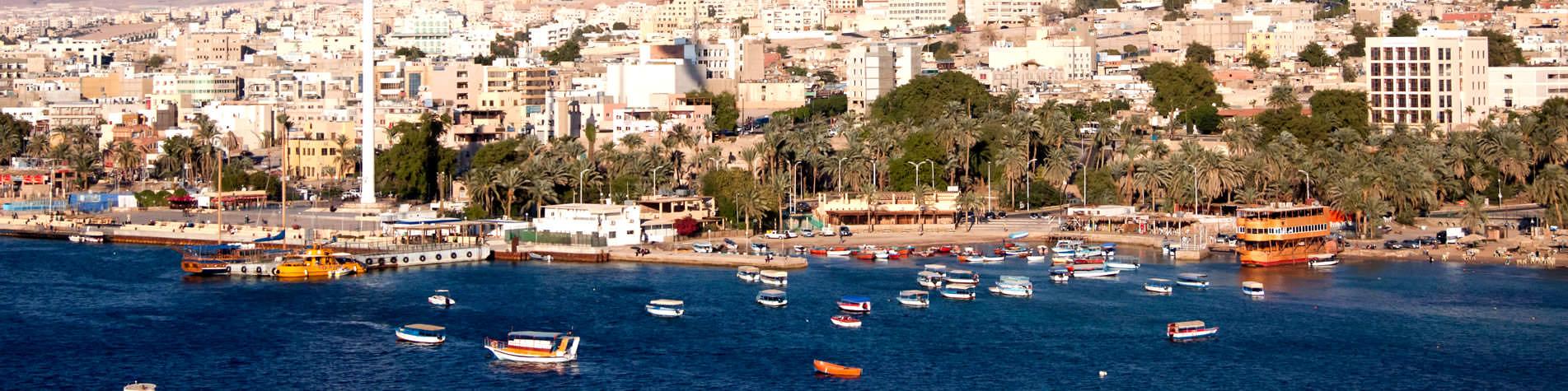 Aqaba Holidays with Cyplon Holidays