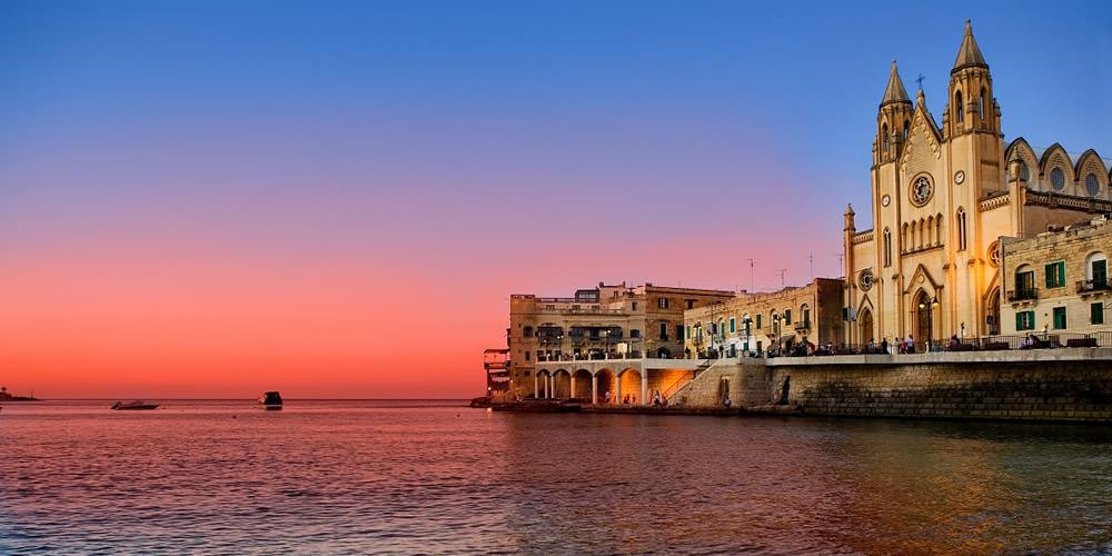 Festivities in Malta
