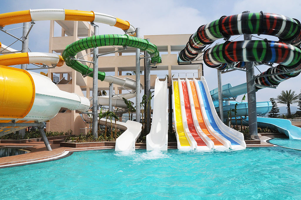 Image Gallery Of Turkey Hotels With Waterslides