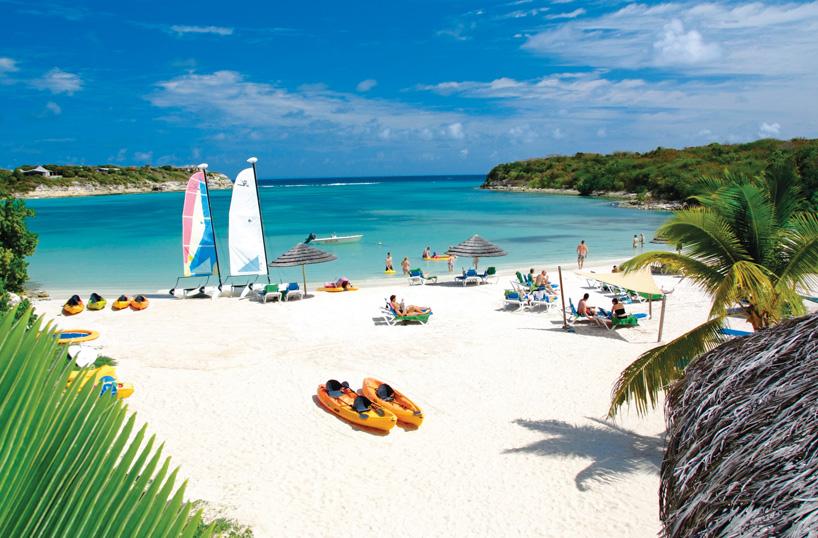 Veranda Resort beach