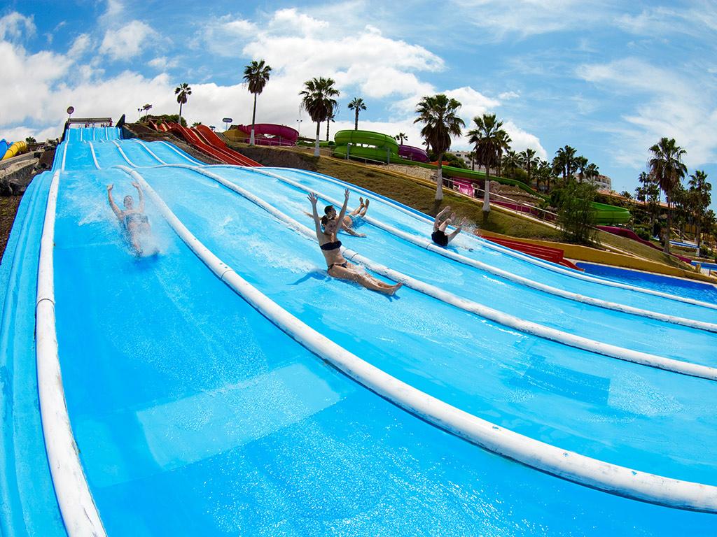 Aqualand water park