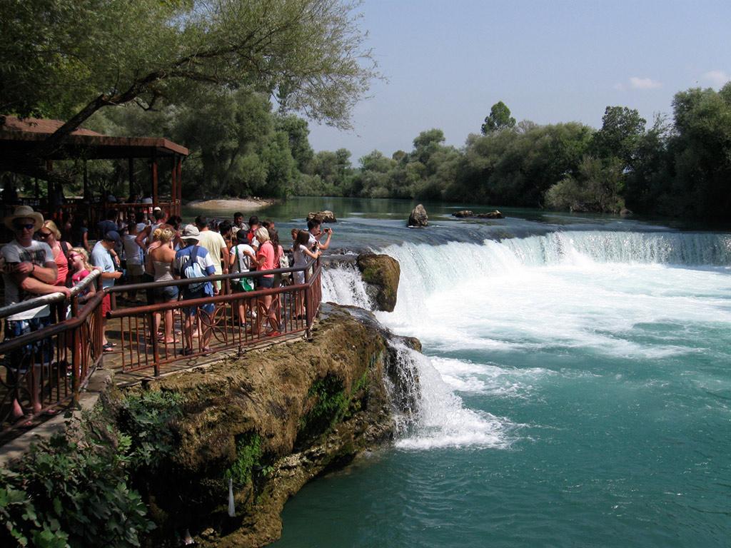 "Manavgat River"" title="