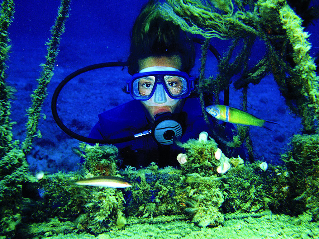 Corfu Scuba Diving