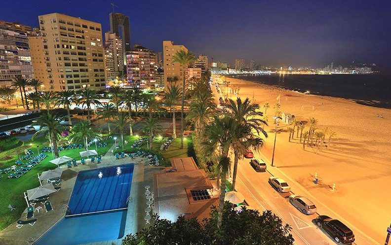 Best Hotels In Benidorm All Inclusive Holidays Go