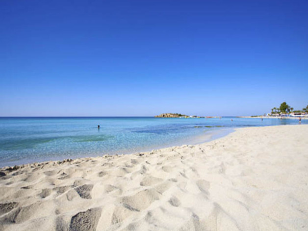 Ayia Napa fine white sandy beach