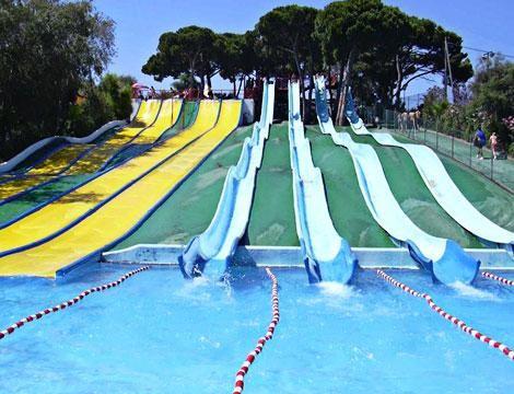 Illa Fantasia Water Park Barcelona