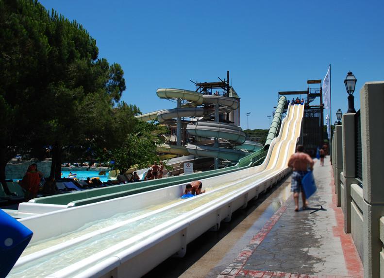 Troy Aqua Park, Belek