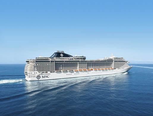 Msc fantasia deals