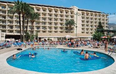 Levante Spa Hotel Benidorm
