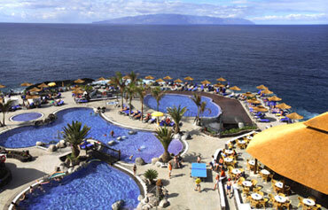 Hotel Barcelo Santiago Tenerife Booking