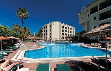 Julian Club Hotel Marmaris Turkey Hays Travel