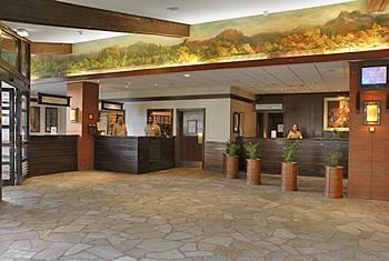H1 - Disney's Sequoia Lodge