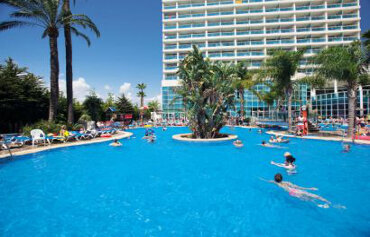 Flamingo Oasis Hotel Benidorm All Inclusive