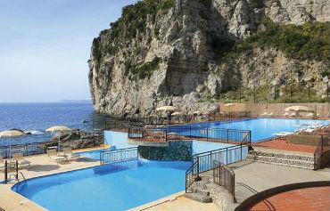 Conca Azzurra Massa Lubrense Piscine Of Sea Club Conca Azzurra Hotel Resort Sorrento Hotels