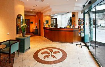 TRYP by Wyndham Koeln City Centre Hotel