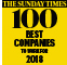 Sunday Times Top 100 Companies