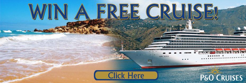 Win a FREE cruise