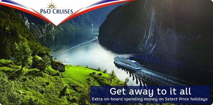 P&O Cruises Set Sail