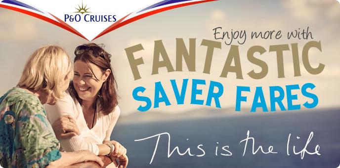 P&O Cruises - 2016-2017