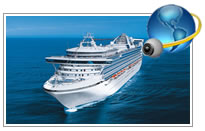 Caribbean Princess Webcam