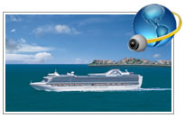 Crown Princess Webcam