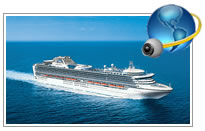 Diamond Princess Webcam