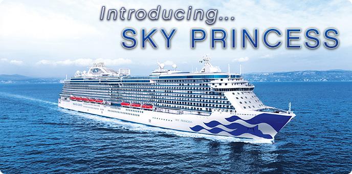 Princess Cruises - Introducing... Sky Princess