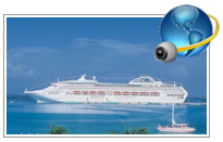 Sea Princess Webcam