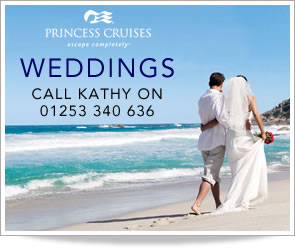 Princess Cruises Weddings
